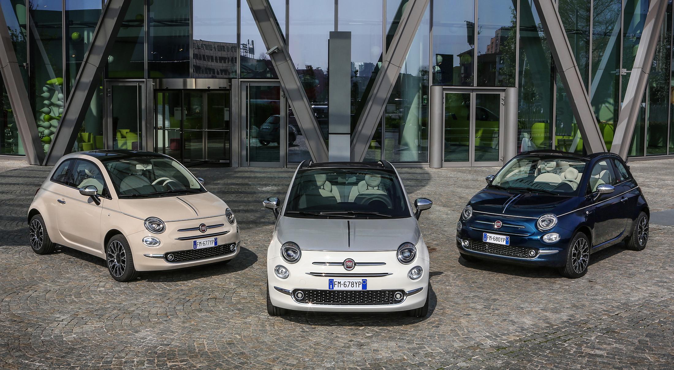 Fiat 500 photo
