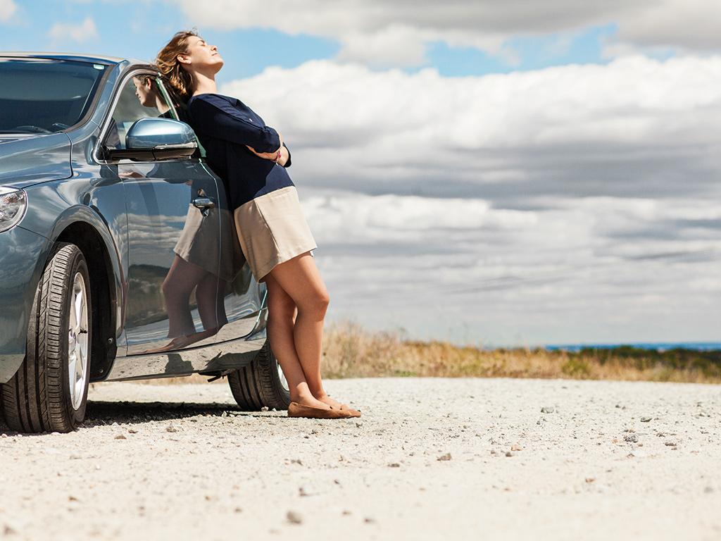 Dbaj o auto w upały