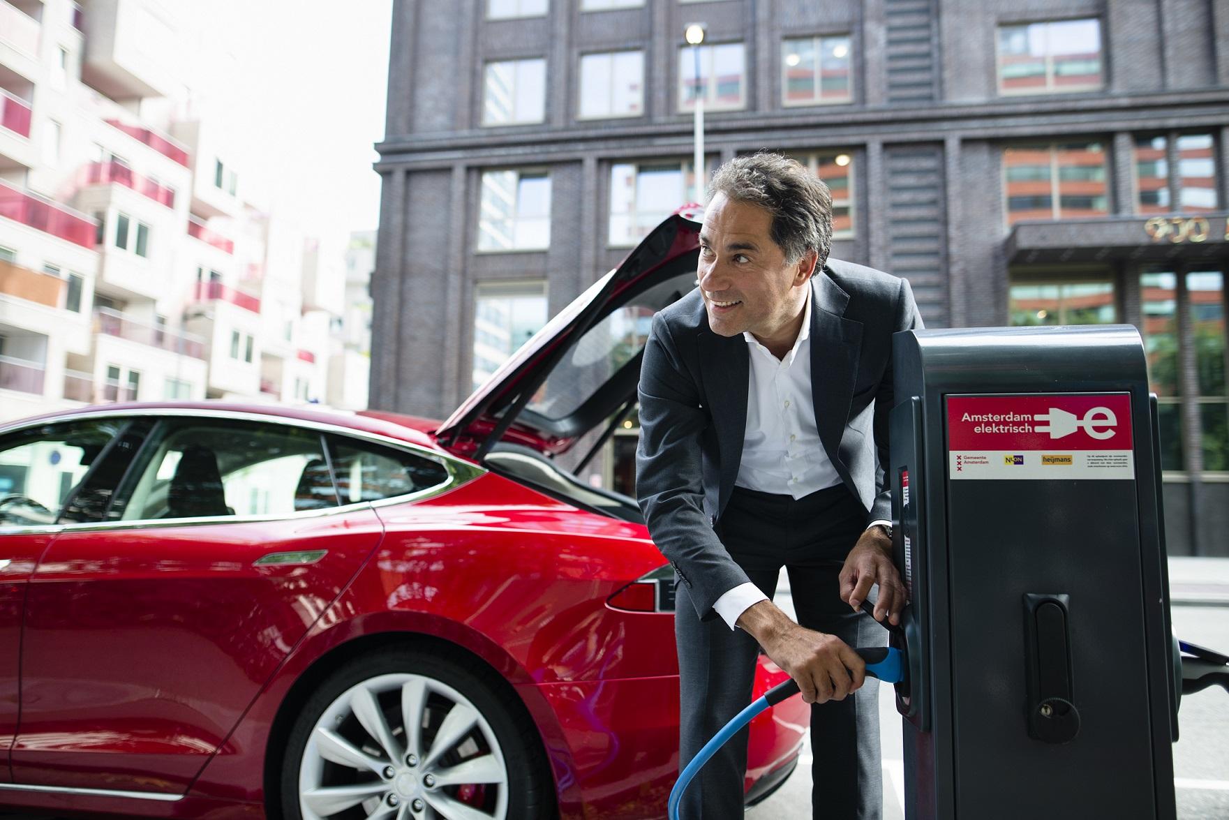 Koniec diesla i początek ery samochodów elektrycznych?