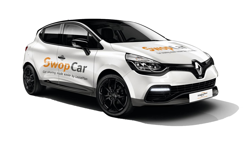 SwopCar – car sharing od LeasePlan
